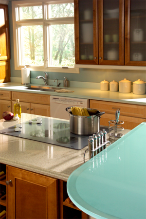 Delightful Quartz Kitchen Countertops