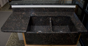 Granite Farm Sinks Offer Versatility, Beauty, And Rock Hard Durability, A  Good Choice When You Design Your Kitchen.