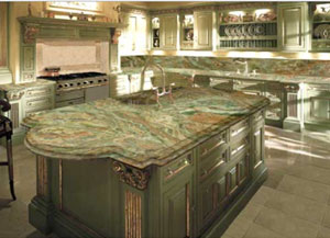 Professionals Have The Ability To Clean And Polish Marble To Restore The  Natural Shine If It Has Becomes Dull And Hazy. Marble Kitchen Countertop